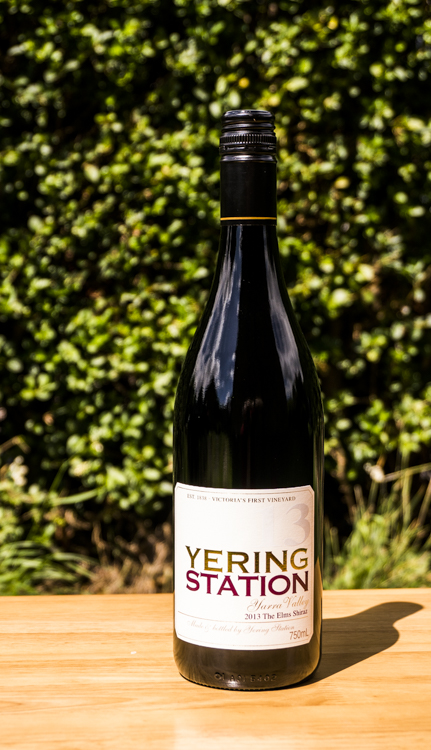 Yering - the Elms Shiraz